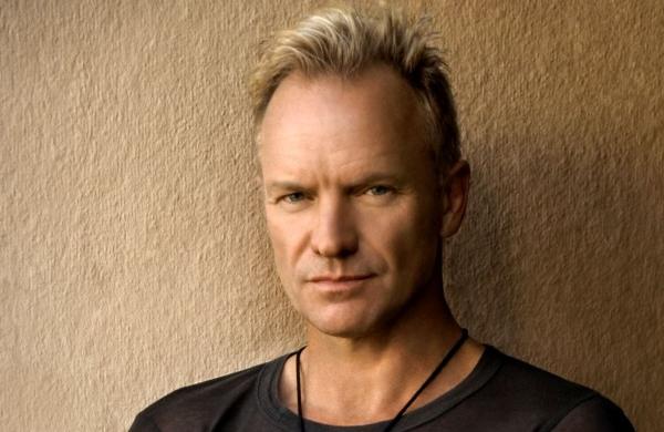 Sting torna in Italia con tre concerti