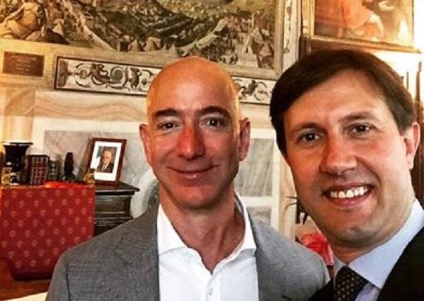 Amazon pronta ad investire 500 mln su piano digitale Italia