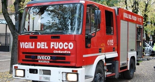 Pistoia: fiamme in mansarda, muore un uomo