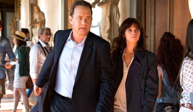 Hollywood sbarca a Firenze: parata di stelle per 'Inferno'