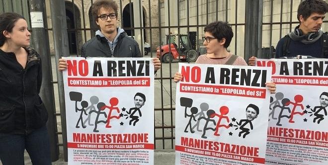 Leopolda, Nardella su scontri: inaccettabile sfasciare Firenze