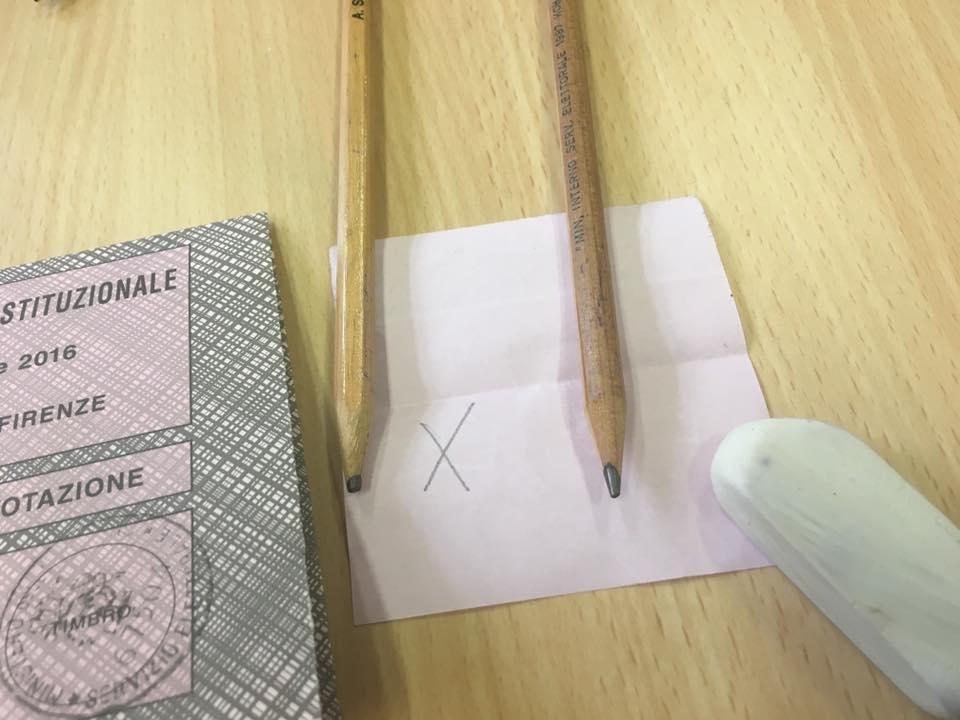 Referendum Costituzionale, Piero Pelù denuncia:
