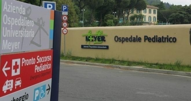Meningite, morto un bambino di 22 mesi all'Ospedale Meyer di Firenze