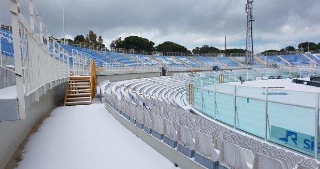 Calcio, Pescara-Fiorentina rinviata per neve: ecco il possibile recupero