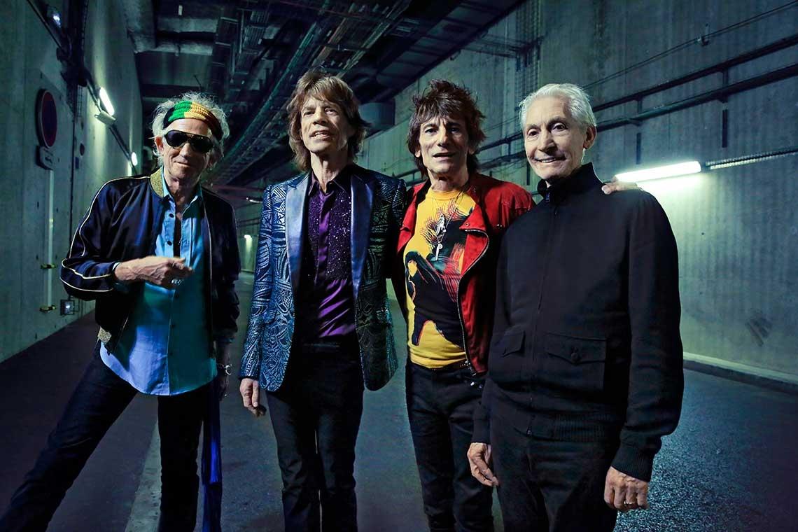 I Rolling Stones annunciano un'unica data italiana