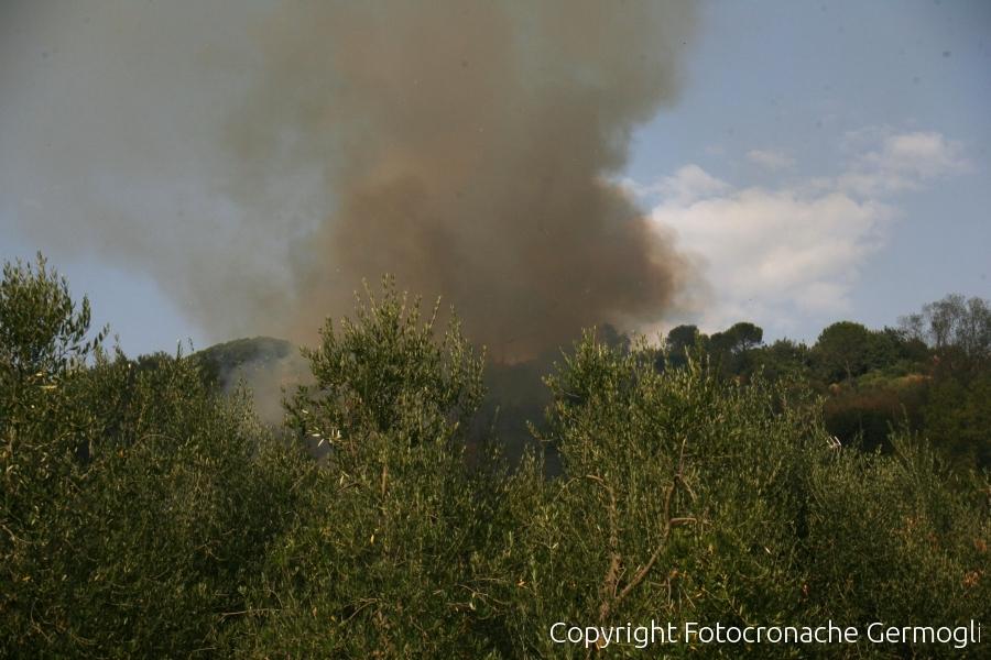 Evacuata casa scout a Marradi per incendio. C'erano anche riminesi