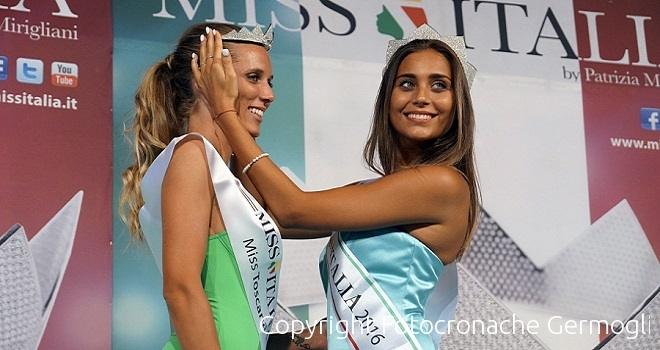 Miss Toscana 2017 è mamma e laureata in Economia