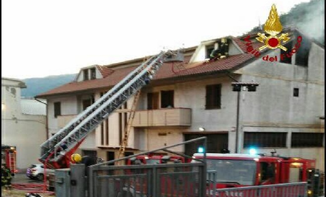 Prato, incendio in casa: morti 2 cinesi