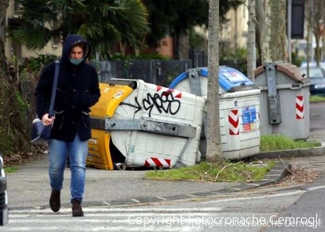 Campania. Domenica con il maltempo, allerta meteo nelle seguenti zone