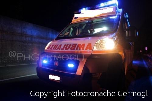 Incidente mortale a Firenzuola. 22enne deceduto nella notte