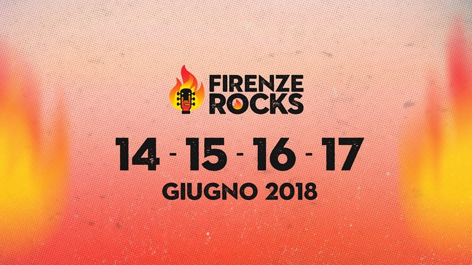 Firenze Rocks 2018: Foo Fighters, Guns N'Roses, Iron Maiden e Ozzy