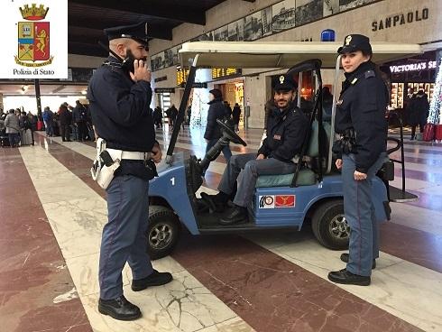 Arresti e vite salvate, il bilancio della Polizia ferroviaria