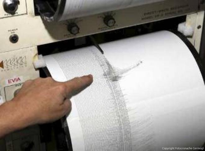 Scossa di terremoto di magnitudo 3.3 vicino a Tredozio