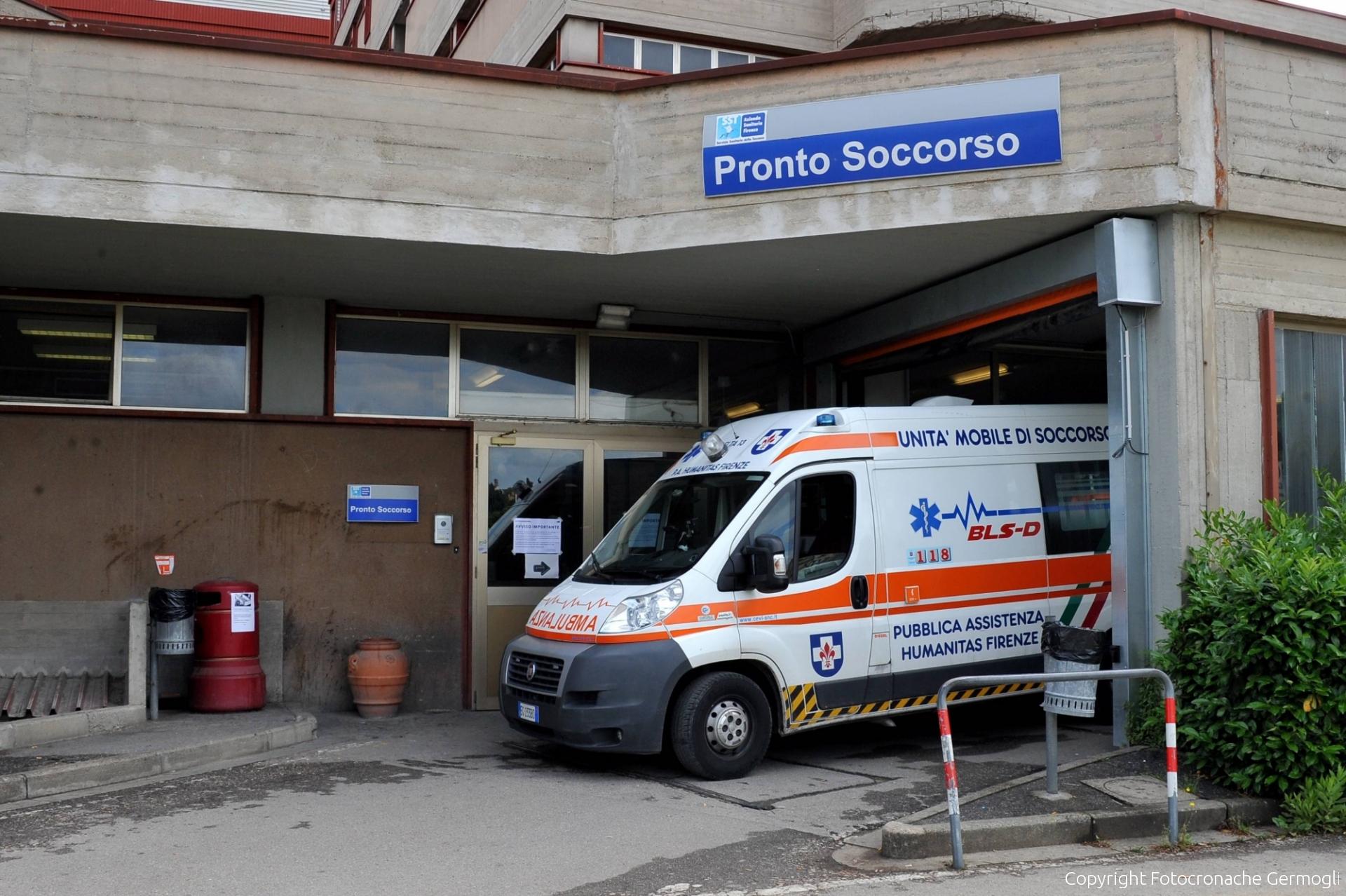 Meningite, uomo di 43 anni ricoverato a Livorno per meningococco C