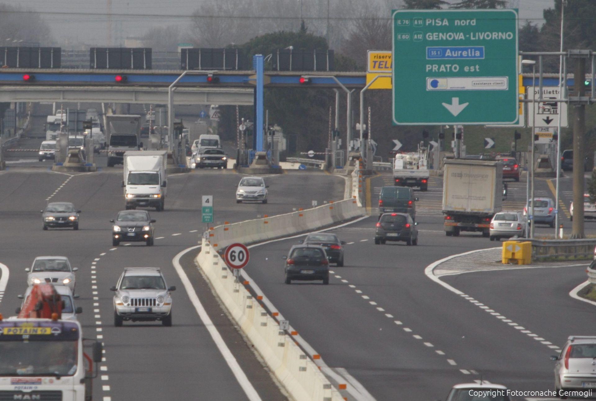 A1, due notti di chiusura per Firenze Scandicci - 055firenze