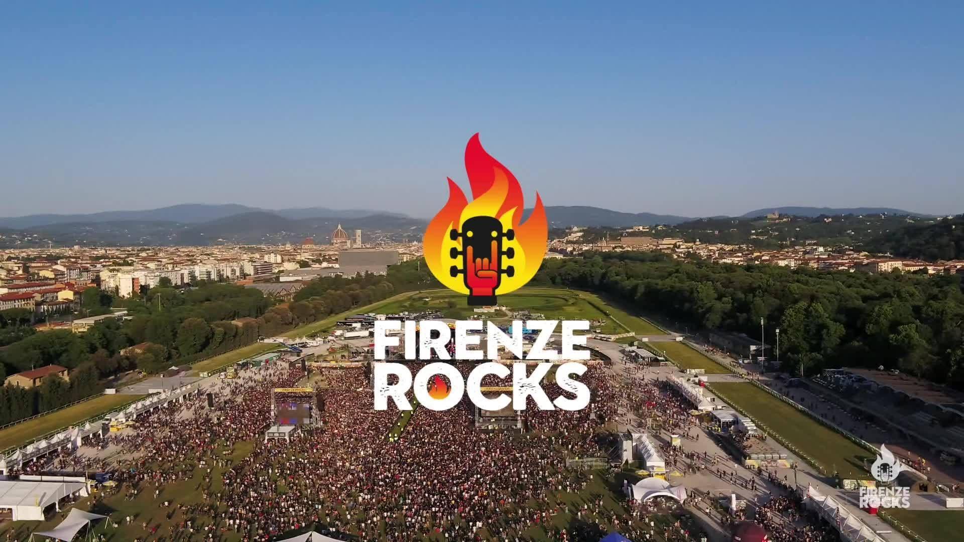Firenze Rocks cede, niente edizione 2020: rimborso tramite voucher per edizione 2021