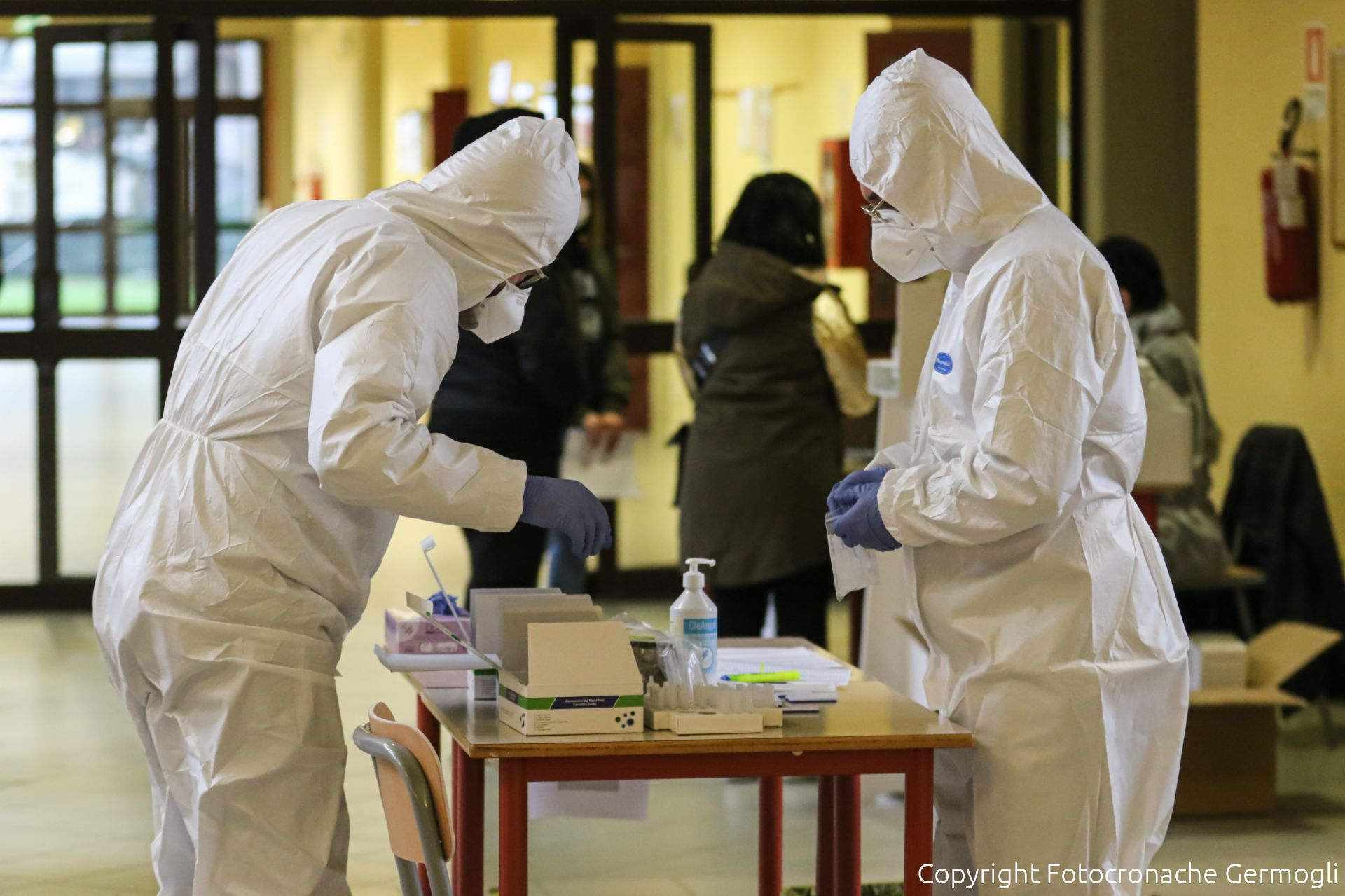 Toscana: 1.058 nuovi positivi, 303.769 vaccini somministrati