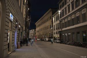 Firenze nuova illuminazione per san miniato al monte: luci a led e