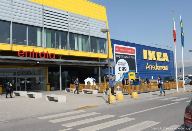 Topi Nello Stabilimento Produttivo Ikea Ritira Un Prodotto 055firenze