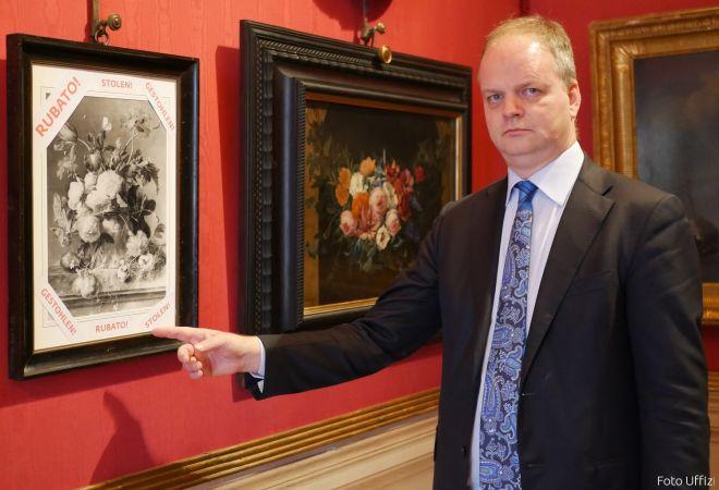 Firenze, il direttore degli Uffizi: la Germania ci renda il quadro rubato