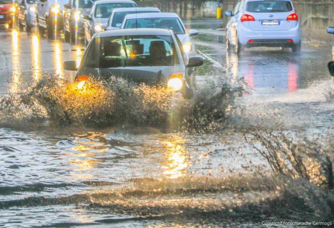 Previsioni meteo Roma e Lazio 28 luglio: allerta maltempo, forti temporali