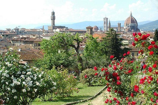 Giardino delle rose - Il giardino delle rose ...