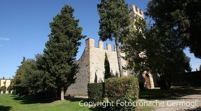 Scandicci, nuova illuminazione led nel parco del Castello ...