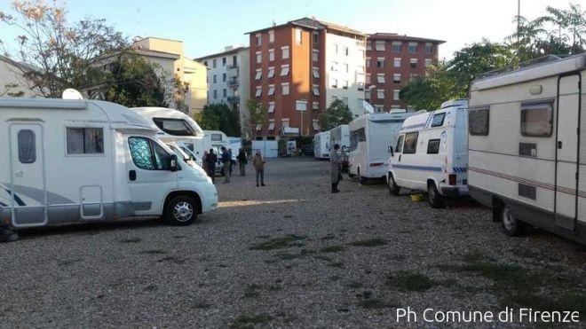 Firenze, vendeva soggiorni ai camperisti senza autorizzazioni ...