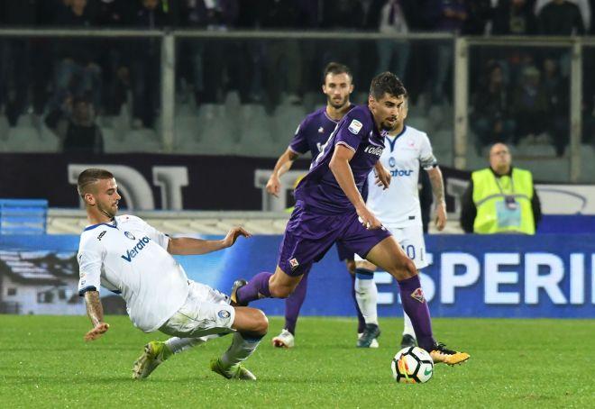 Due giocatori viola incontrano i tifosi al Fiorentina Store ...