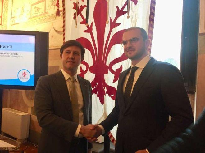 Firenze e airbnb accordo sulla tassa di soggiorno for Tassa di soggiorno airbnb