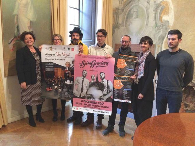 Capodanno in musica tra strade e locali concerto in for Piazza san francesco prato