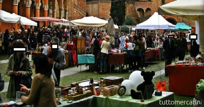 Nuovo appuntamento con il mercato per i collezionisti for Mercatini antiquariato 4 domenica