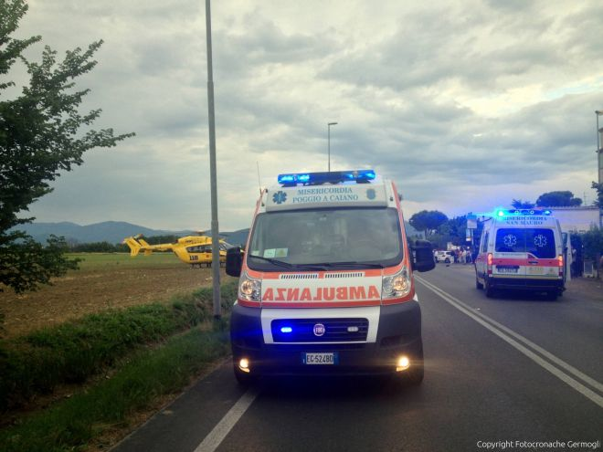 Incidente mortale perde la vita una donna 055firenze for Bagno a ripoli firenze bus
